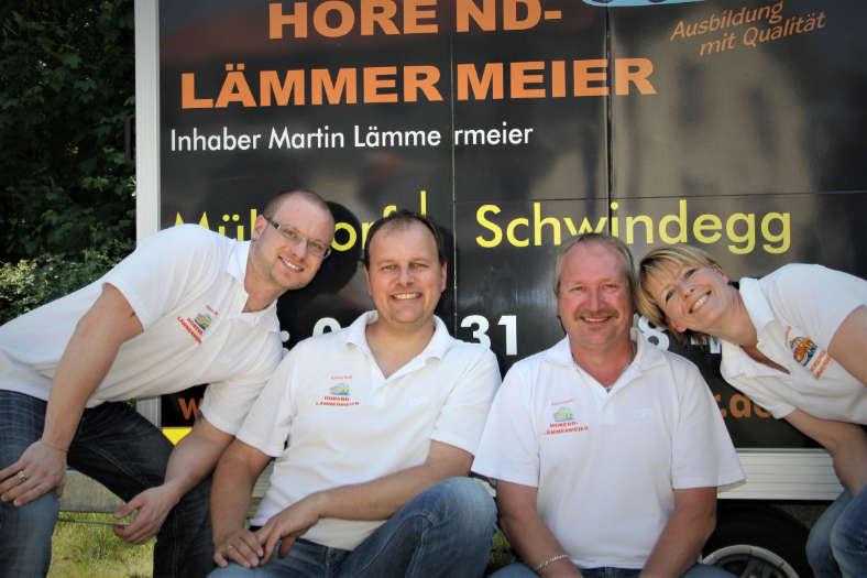 Das Team der Fahrschule Horend-Lämmermeier